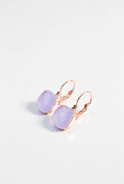 Earring - Lilac