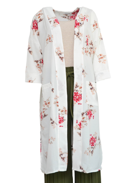 Kimono Lee - WHITE