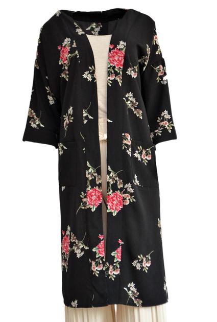 Kimono Lee - BLACK
