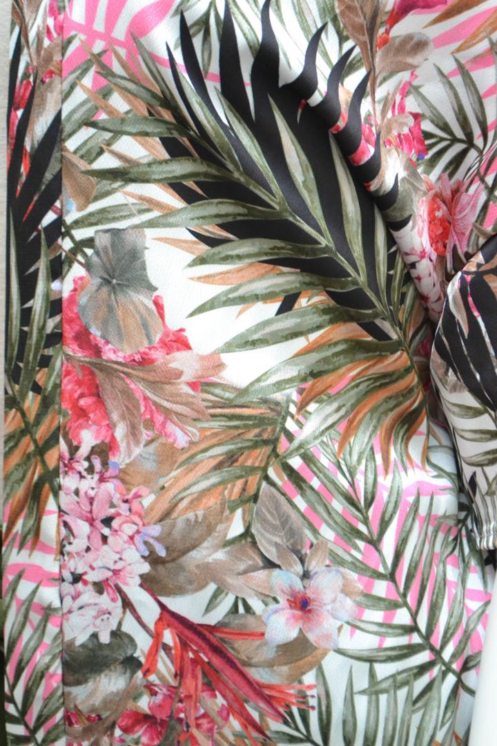 Kimono Jungle Short