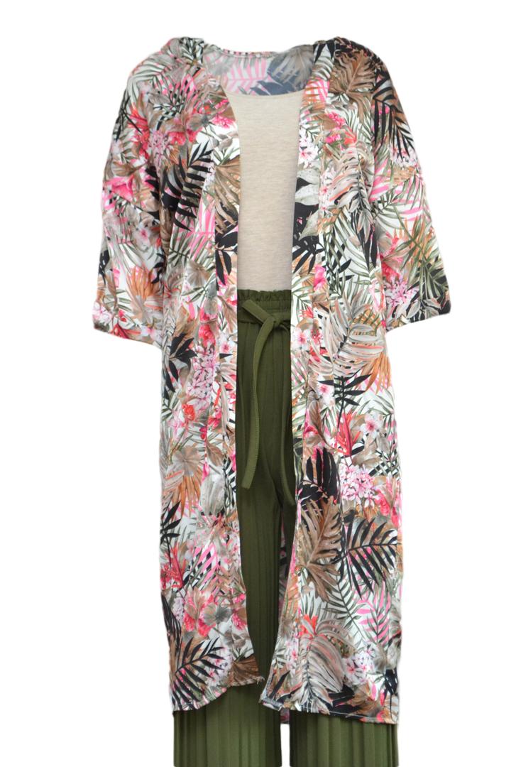 Kimono Jungle Long