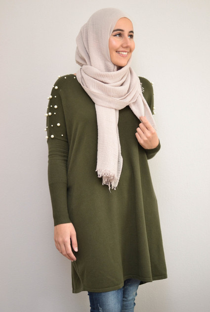 Sweater Stacy - GREEN