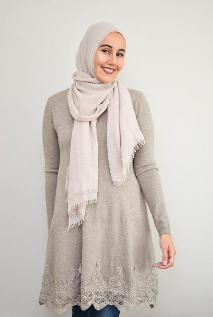 Sweater Alicia - TAUPE