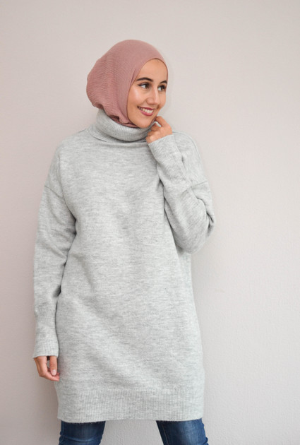 Sweater Jane Wool - GREY
