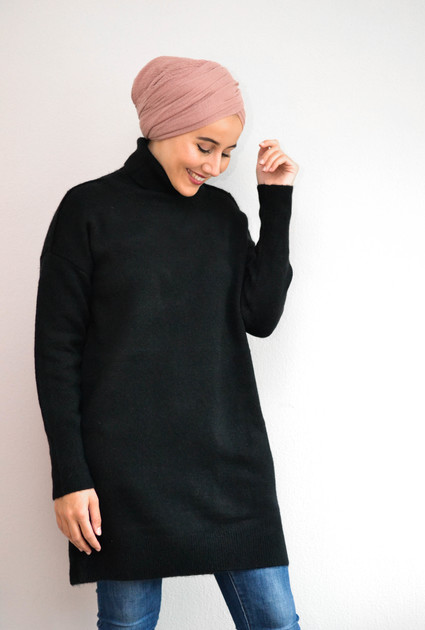 Sweater Jane Wool - BLACK