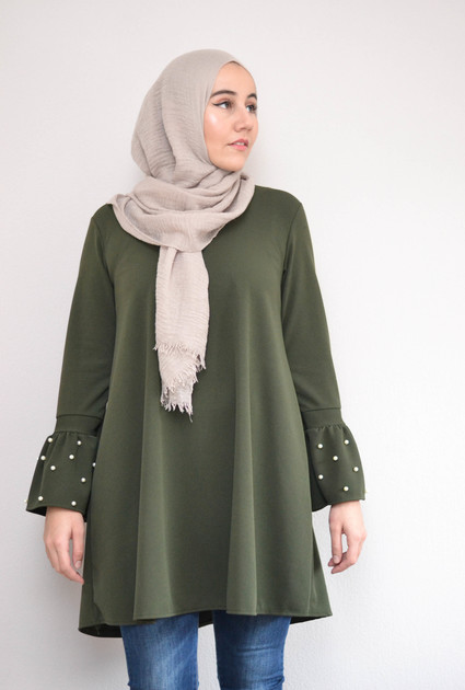 Tunic Audrey - GREEN
