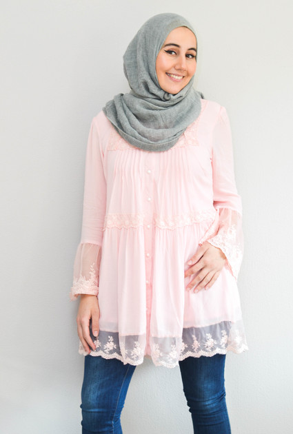 Blouse Candy - PINK