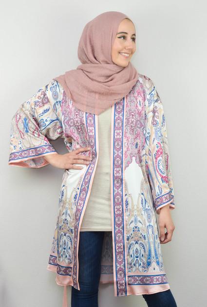Kimono Paisley -