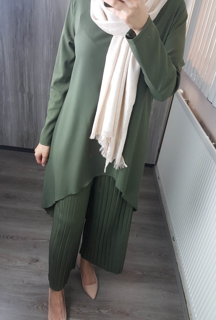 Suit Donna - GREEN