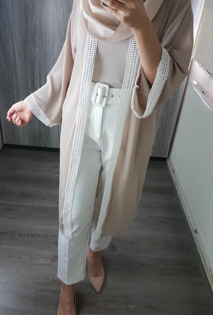 Kimono Sienna - CREAM