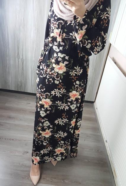 Dress Harlee - BLACK
