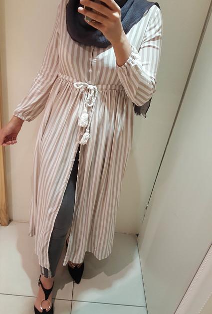 Dress Kelsey - BEIGE