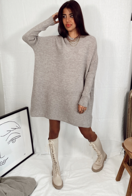 Sweater Noa - TAUPE
