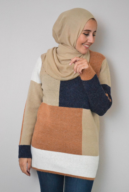 Sweater Mondi - BEIGE