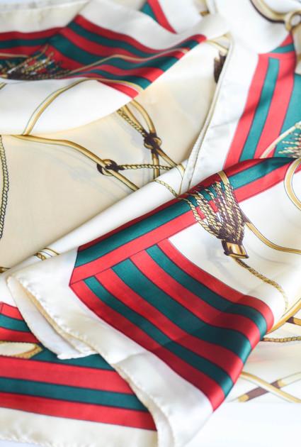 Sjaal Luxury - CREME