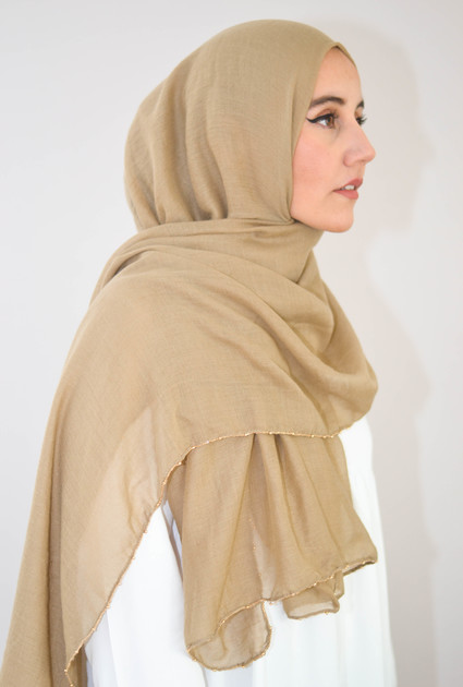 Shawl Chain Gold - CAMEL