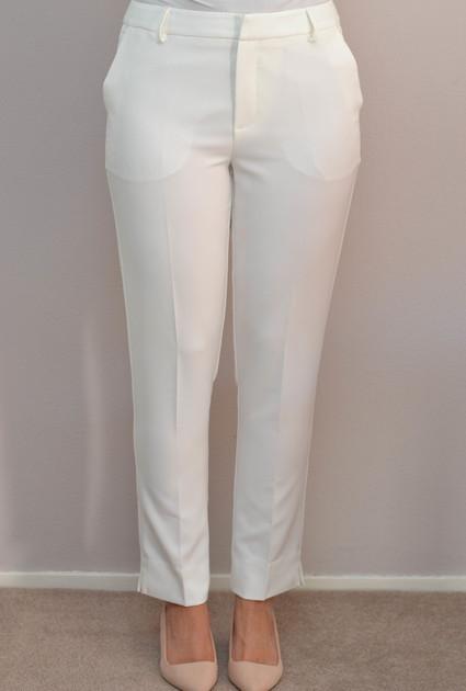 Pants Kayley - WHITE