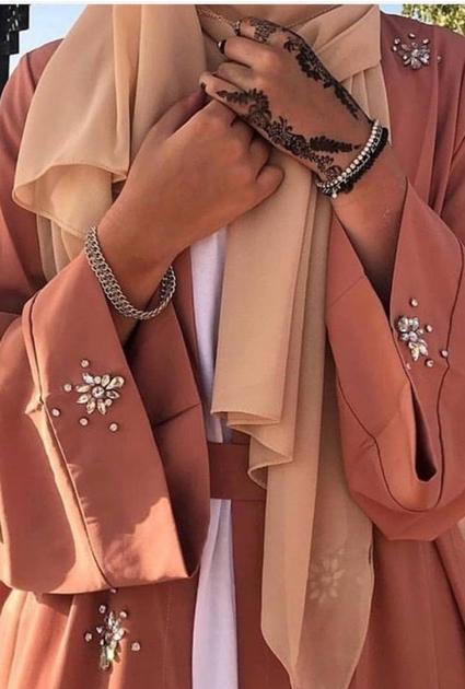 Kimono Crystal - PERZIK
