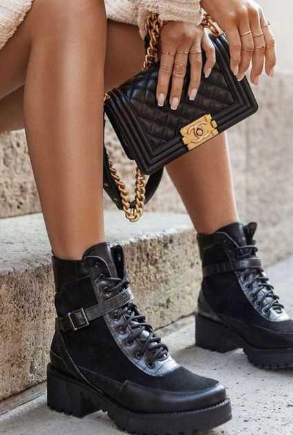 Boots desert -