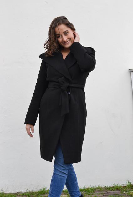 Coat Blanche