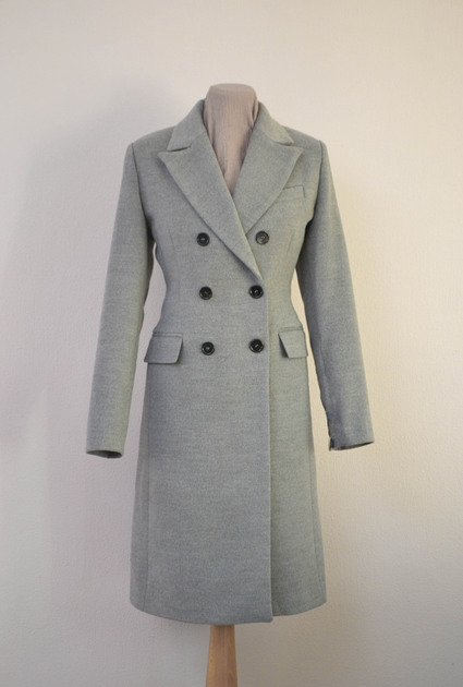 Coat Holly - GREY