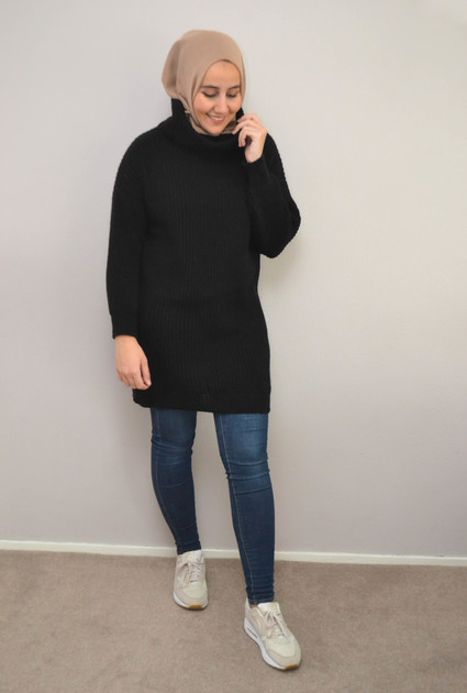 Sweater Nancy - BLACK