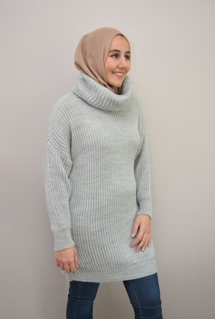 Sweater Nancy - LIGHT GREY