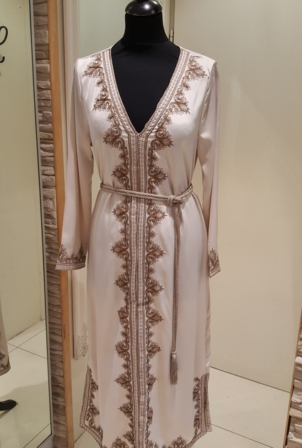 Dress Hoda - CREAM