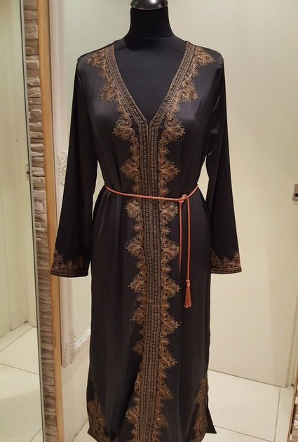Dress Hoda - BLACK