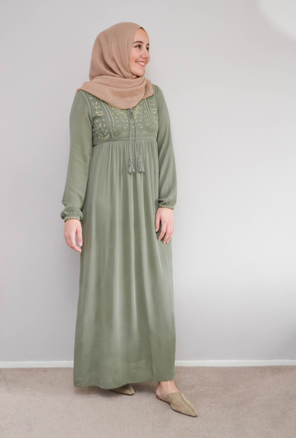 Dress Alya - GREEN