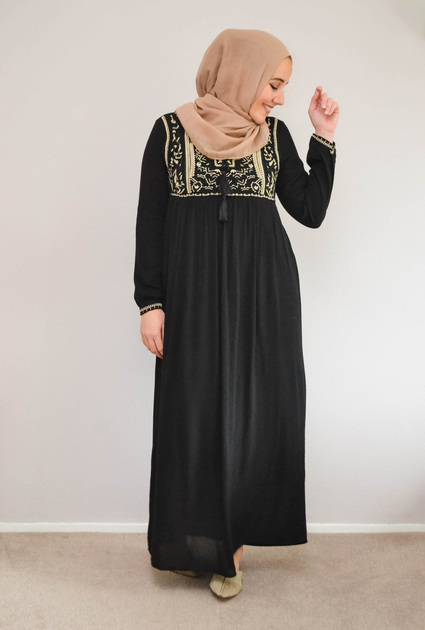 Dress Alya - BLACK