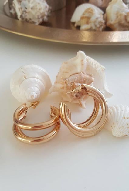 Earrings Lisa - Gold