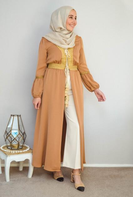 Kimono Daliah - CAMEL