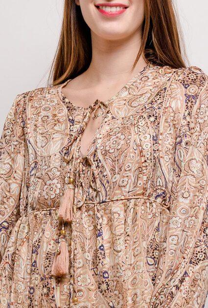 Dress Paisley -