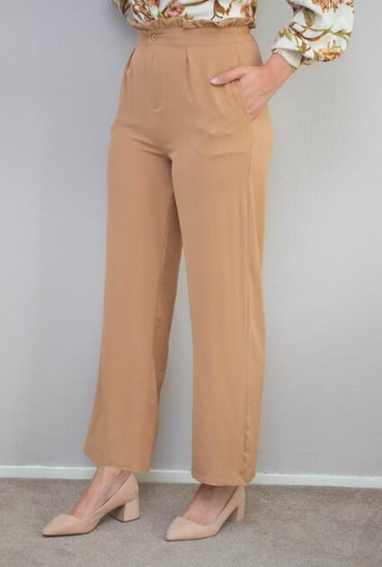 Pantalon Noreen - BEIGE
