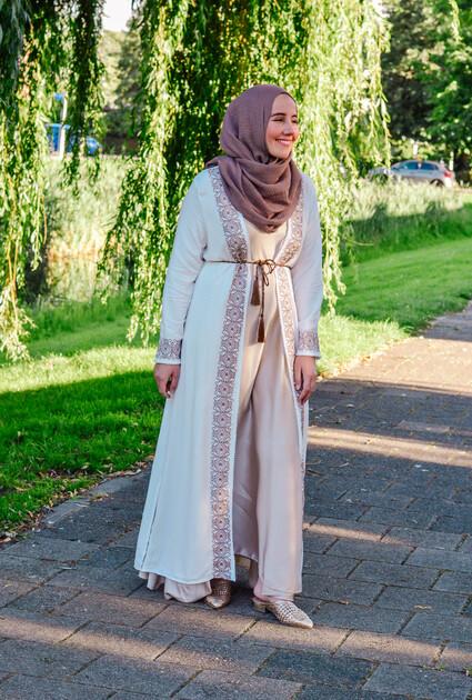 Kimono Dorah - WHITE