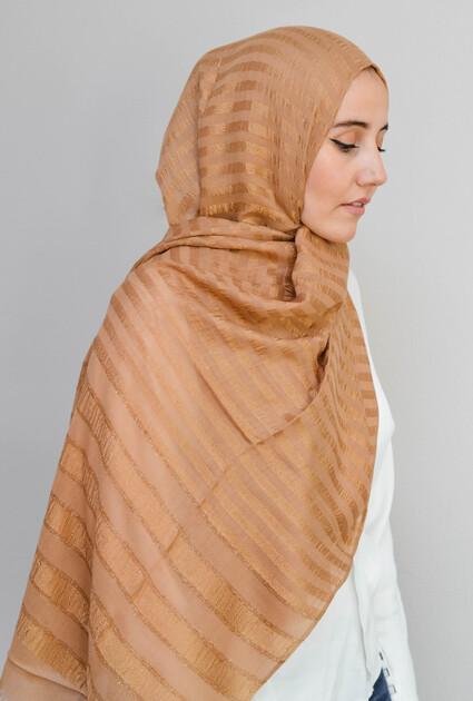 Shawl Sheikha - CAMEL