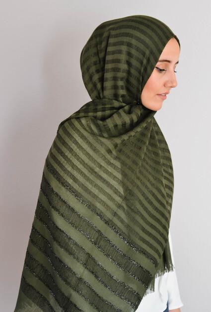 Shawl Sheikha - GREEN