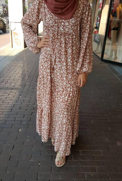 Dress Esra - NUDE