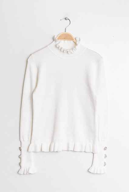Top Audrey - WHITE
