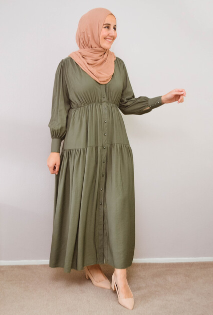 Dress Eden - GREEN