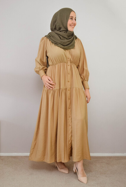 Dress Eden - CAMEL