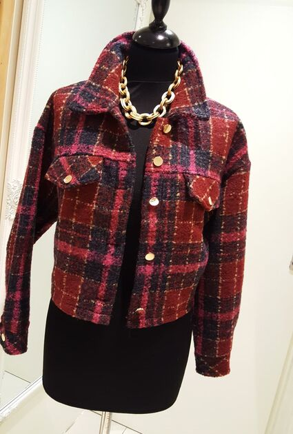 Jacket Demi - RED