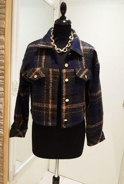 Jacket Demi - BLUE