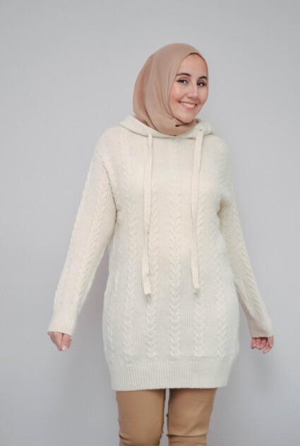 Sweater Ellen - CREME