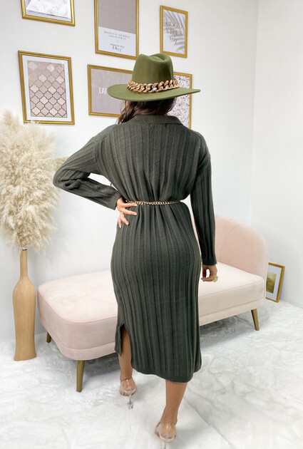 Sweater jurk Lynda -