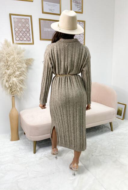 Sweater dress Lynda -