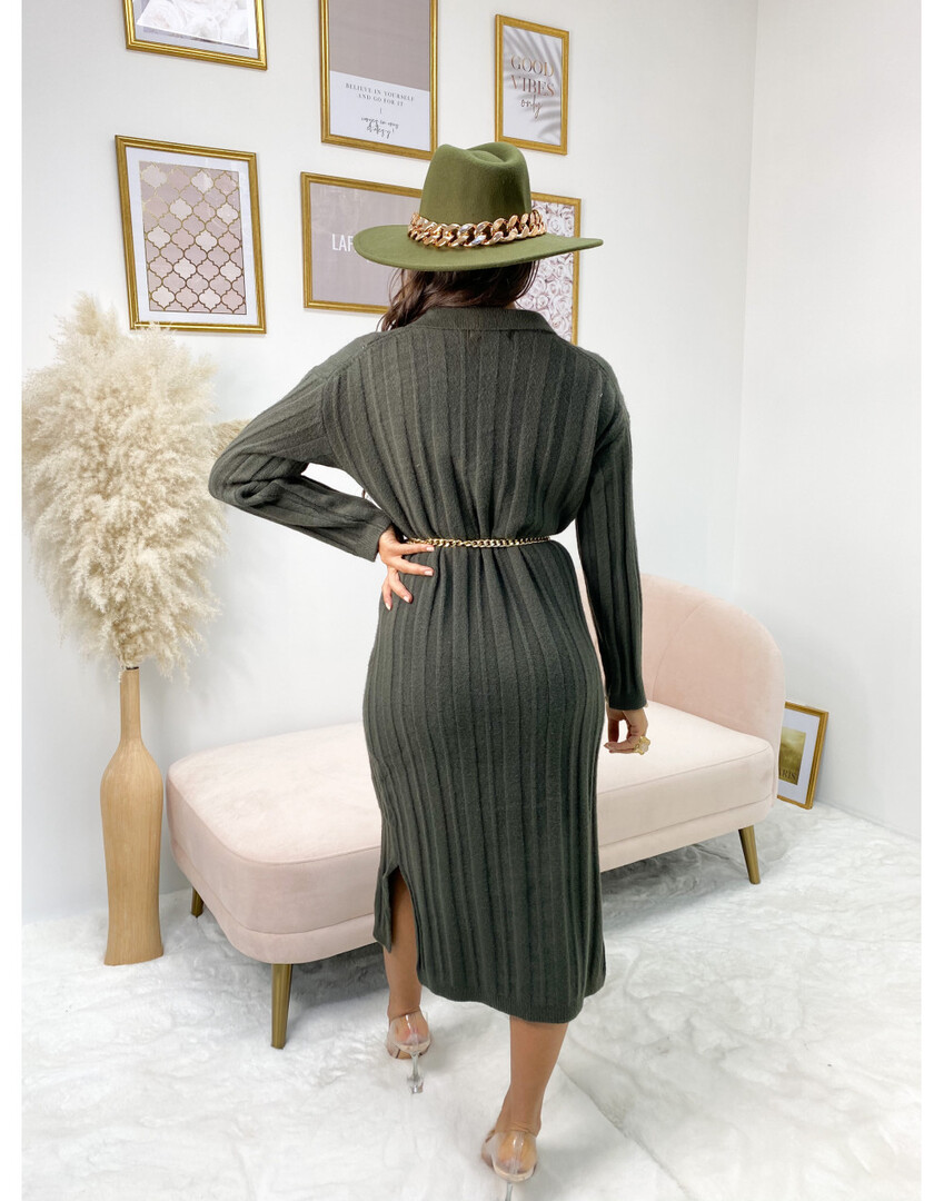 Sweater jurk Lynda