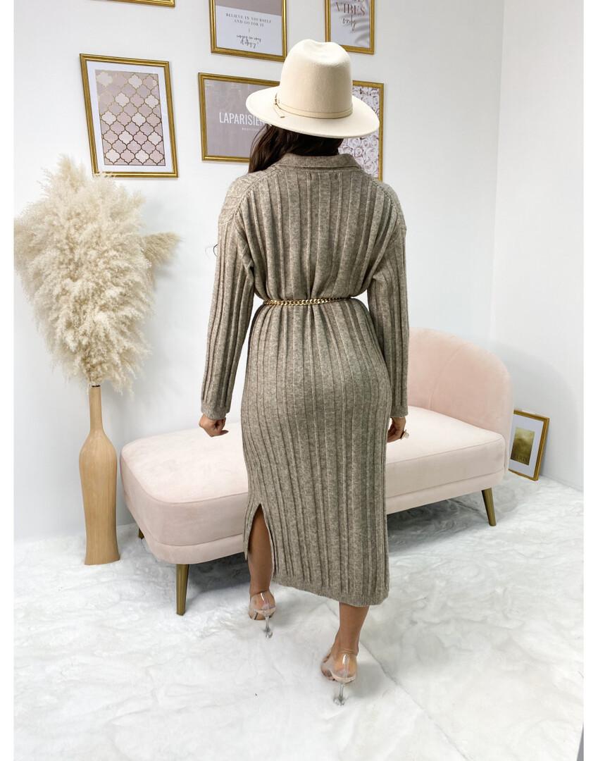 Sweater dress Lynda