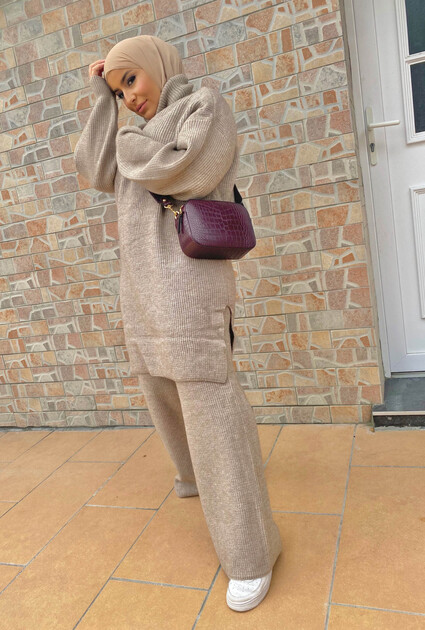 Suit Avery - TAUPE